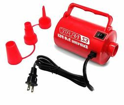 UPGRADED EZ Inflate HIGH VOLUME SUPREME AC Air Pump, Inflato