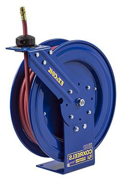 Coxreels EZ-P-MP-425 Safety Series Spring Rewind Hose Reel f