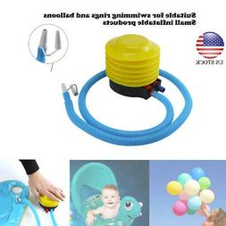 Foot Air Pump For Swimming Inflatable Toy Ball Balloon Durab
