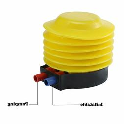 Foot Air Pump, Plastic Portable  Suitable for Balloon Swimmi