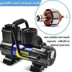 Heavy Duty 12V Portable 150PSI Car Tyre Auto Tire Inflator P