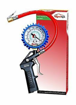EPAuto Heavy Duty Tire Inflator Gauge with Hose 220 PSI Free