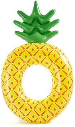 Kingswell Inflatable Pool Float Gigantic Pineapple Swimming