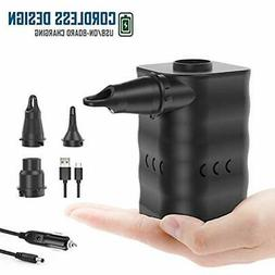 Electric Inflation Devices & Accessories Air Pump, Portable