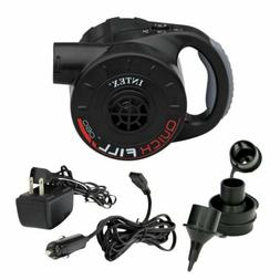 Intex Electric Quick-Fill Rechargeable Air Pump, for Inflata