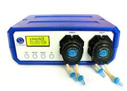 Eshopps IV-200 Dosing Pump Master Unit with Two Channels