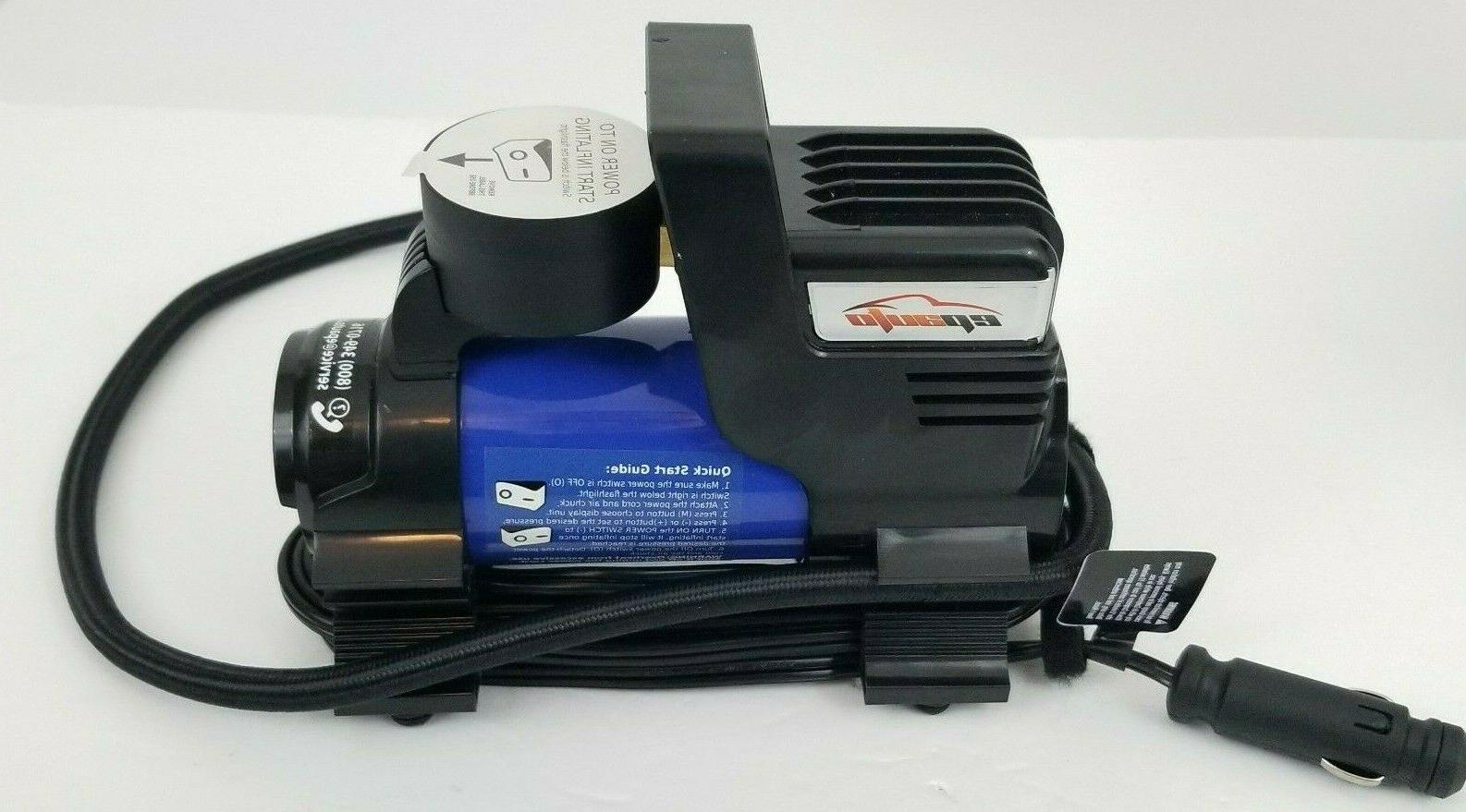 Air Compressor Pump, Tire Inflator NEW