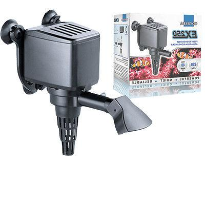 250 PH GPH Powerhead Aquarium Water Pump