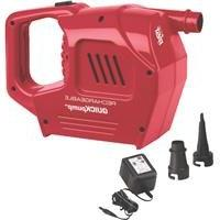 Coleman: Rechargable Quick Pump 2000000834 2PK