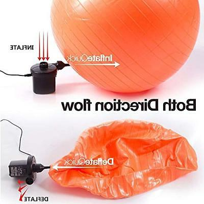 Air Pump Pump for up Raft Bed Boat Toy Exer...