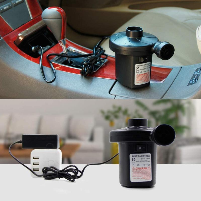 Air Air Pump for Inflatable Blow up Raft Bed Boat