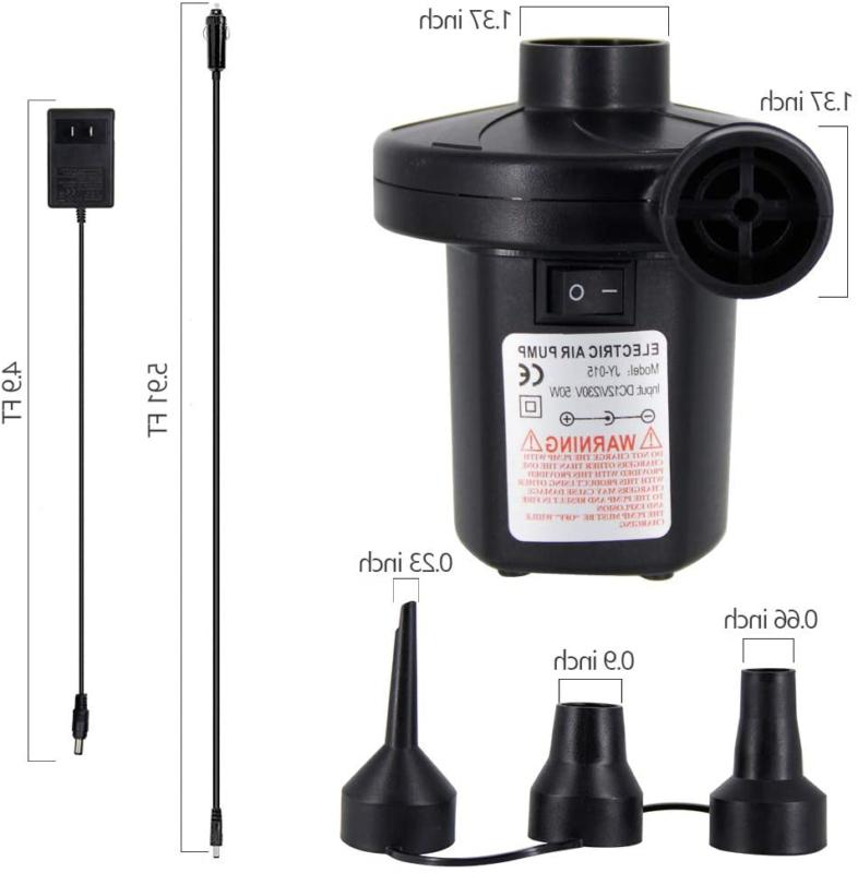 Air Pump for up Pool Boat Exer...