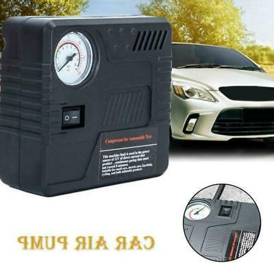 Air Pump Compressor 1pc Tire Inflator Rubber Floater Hovercr