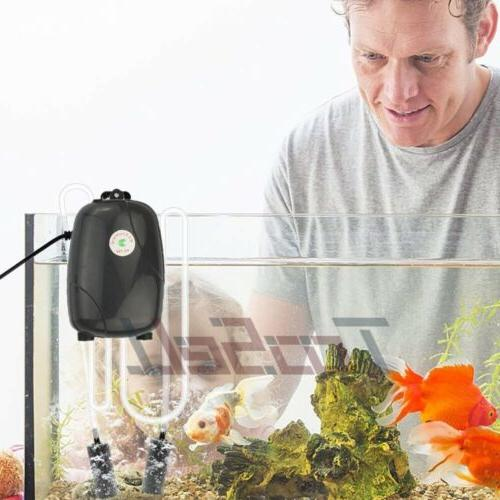 Aquarium Tank Mini Oxygen Pump Aquarium Accessories
