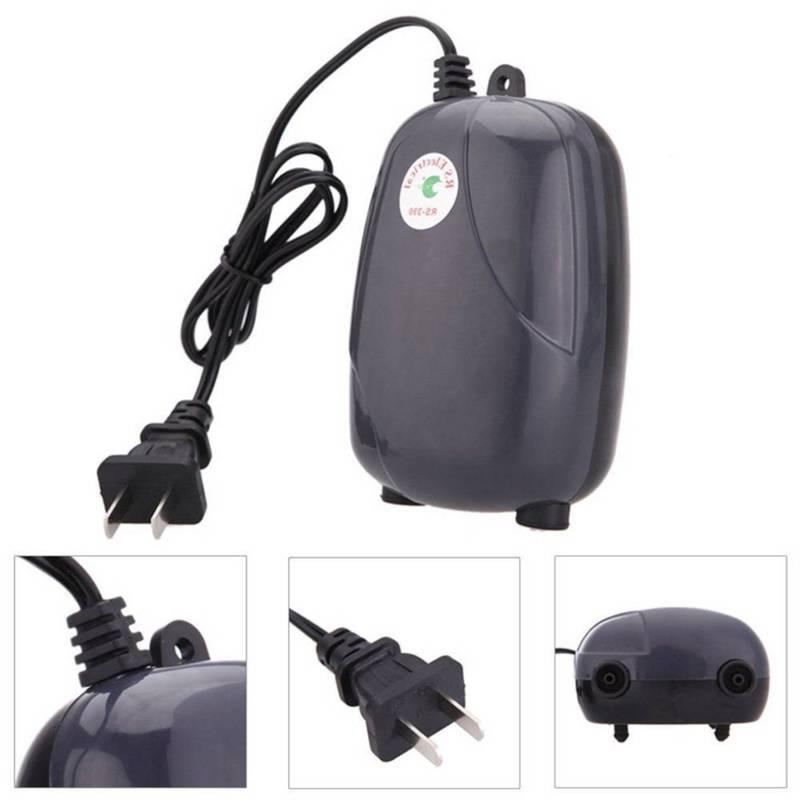 Aquarium Air Tank Mini Oxygen Pump Aquarium