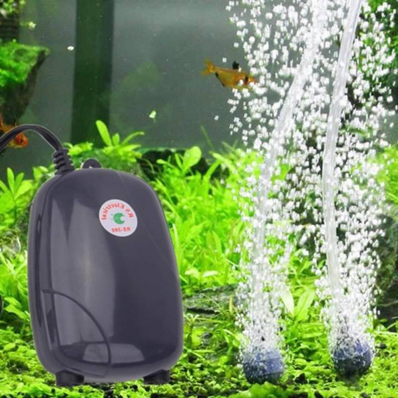 Aquarium Air Tank Mini Oxygen Pump