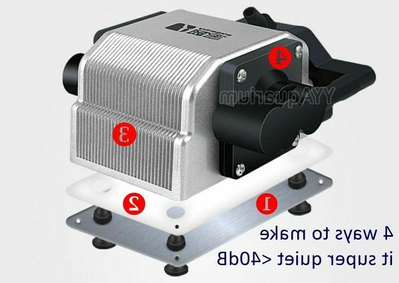 Aquarium Compressor Big Powerful Air Pump
