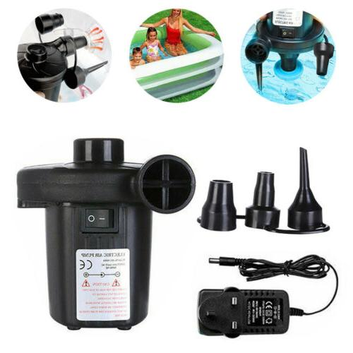 best electric air pump inflator for inflatable