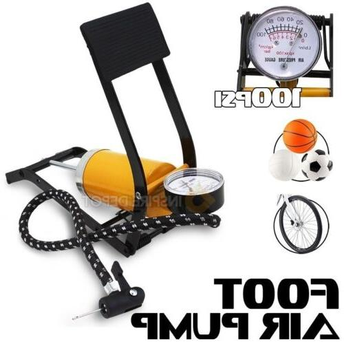 Bicycle Tire Pump Basketball Air Ball