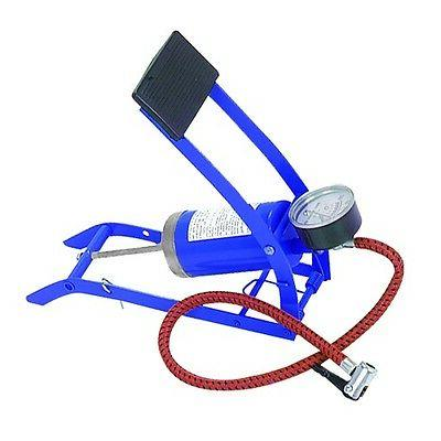 New Bicycle Foot Operated Tire Inflator Basketball