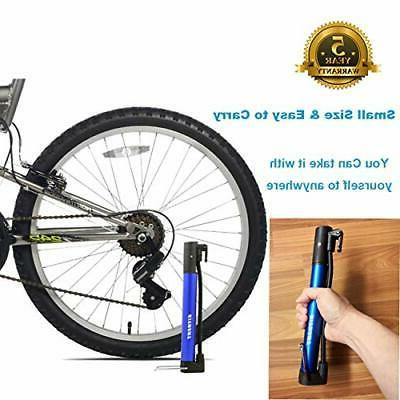 Bike Bike Pump Bicycle with Puncture fits