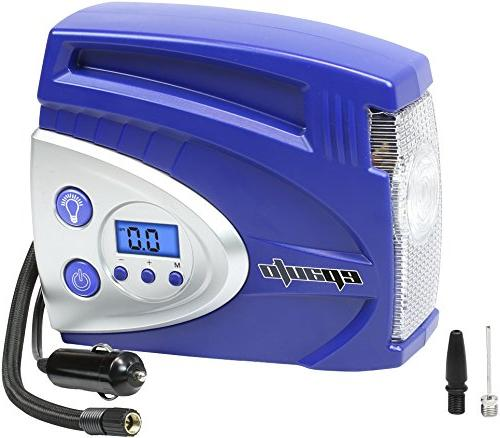 EPAuto DC Portable Air Preset Inflator by Compact/Midsize