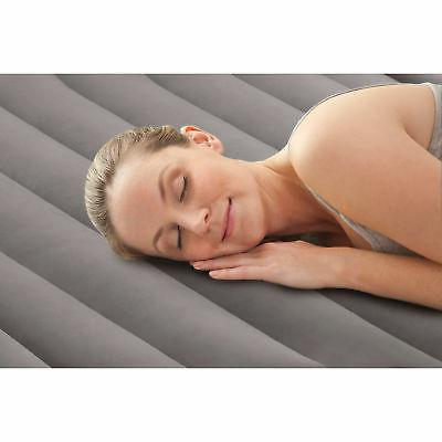 Intex Pillow Inflatable Mattress Bed