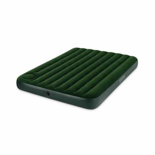 downy airbed with built in foot pump