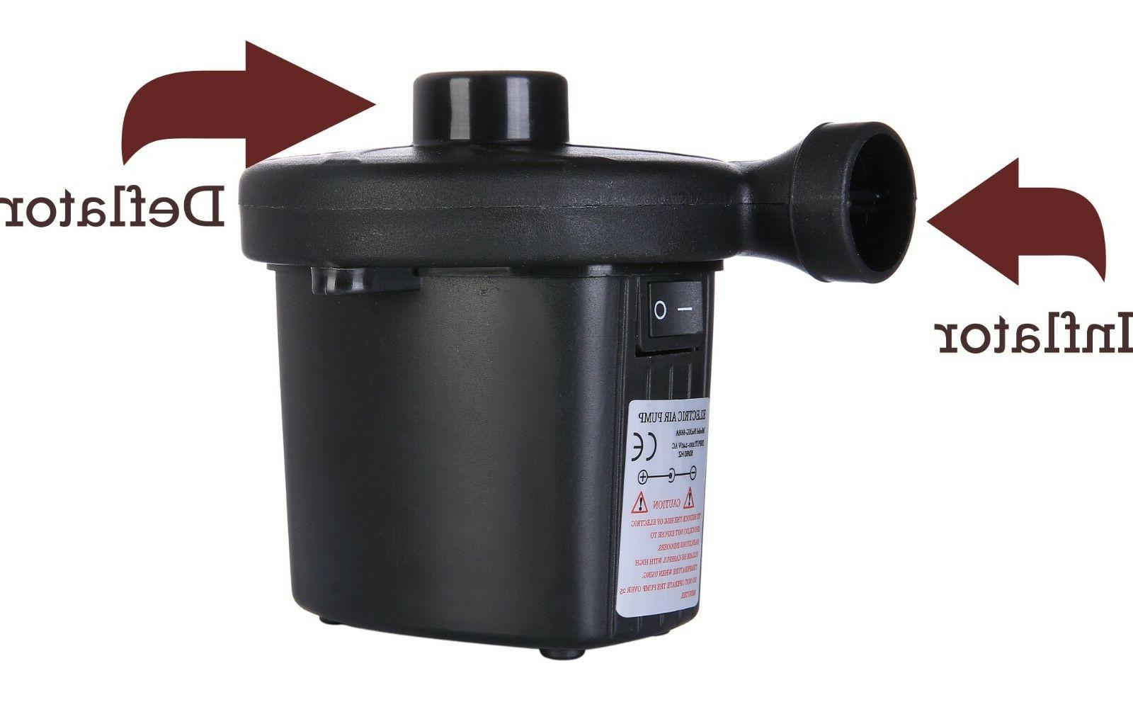 Electric Pump Deflate Air 110V