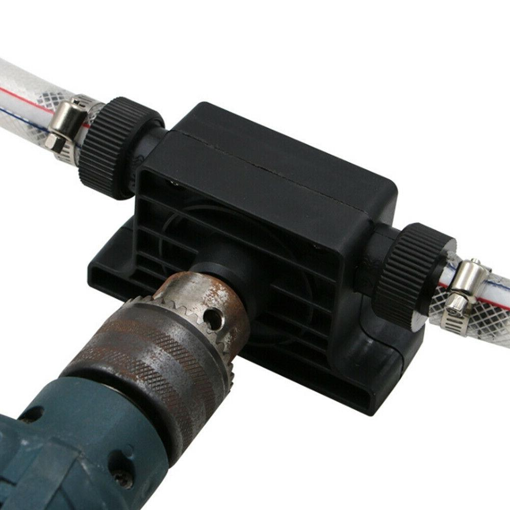 Electric Drill Priming Clamps Connectors Tool