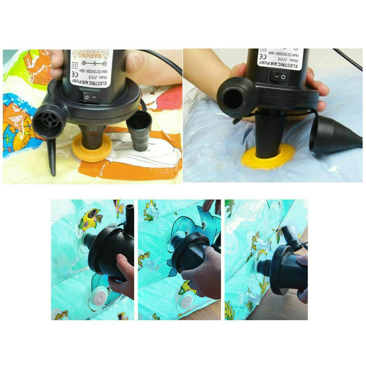 Electric Air Pump for Air Raft Toy