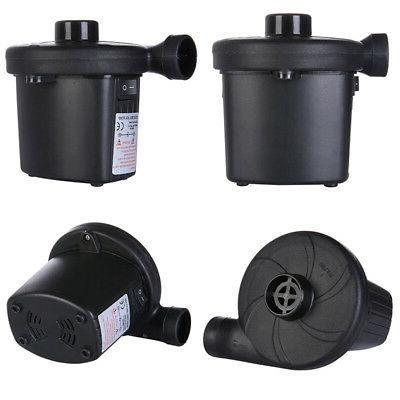 Electric Air Pump for Inflatables Air Raft Boat Pool