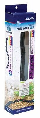 Aqueon Multi-Color Flexible LED Bubble Wand Aquarium Light,