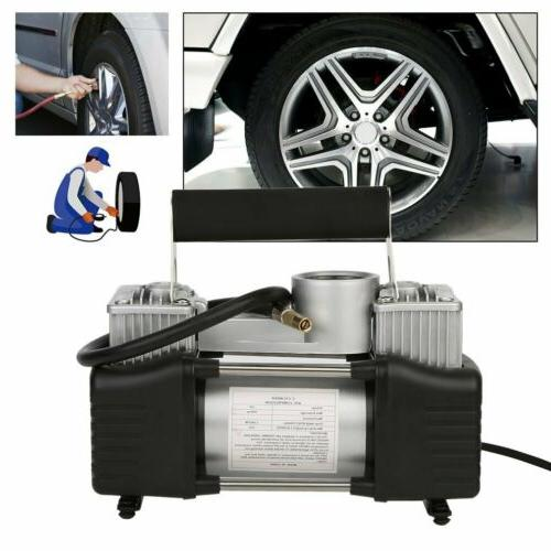 Heavy Duty Cylinder Electric Tire Inflator 150PSI 7u