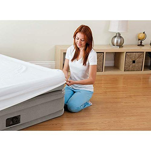 Elevated Airbed Mattress Built-in