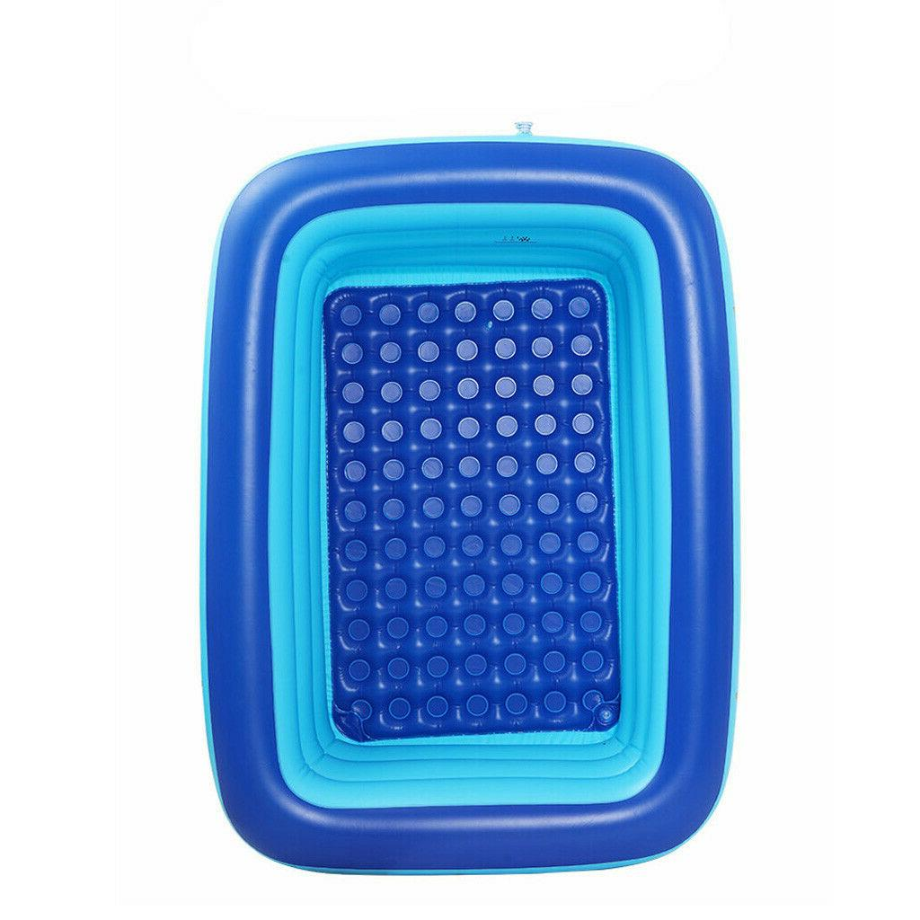 Inflatable Size Adults Kids Family Pool Bathing