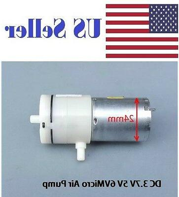 New 6V DC 370 High-power Small Mini Micro Air Pump Aquarium