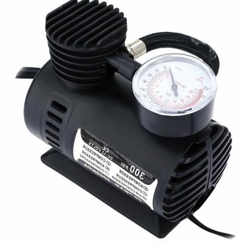 NEW Compressor Electric Tire Pump US
