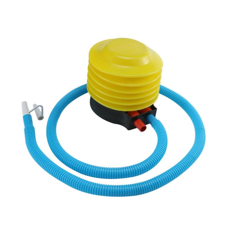 Plastic Sports Deflatable Air Pump for Ring
