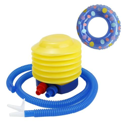Plastic Inflatable Pump For Ring PS