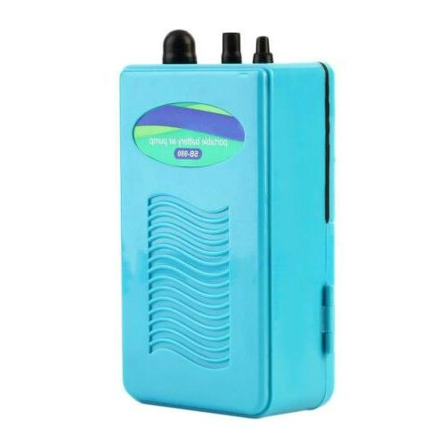 Portable Battery Operated Tank Pump