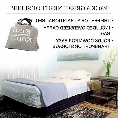 King Mattress Inflatable Airbed Queen