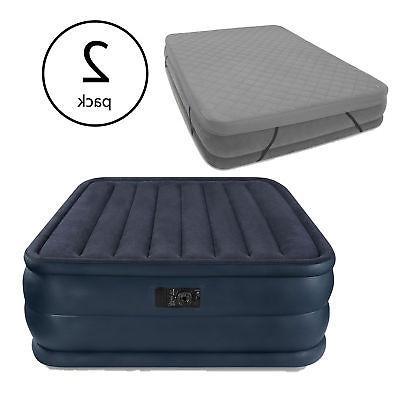 queen inflatable airbed