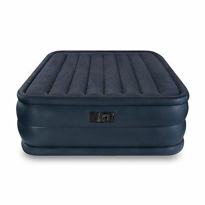 Intex Queen Mattress with Electric Cover