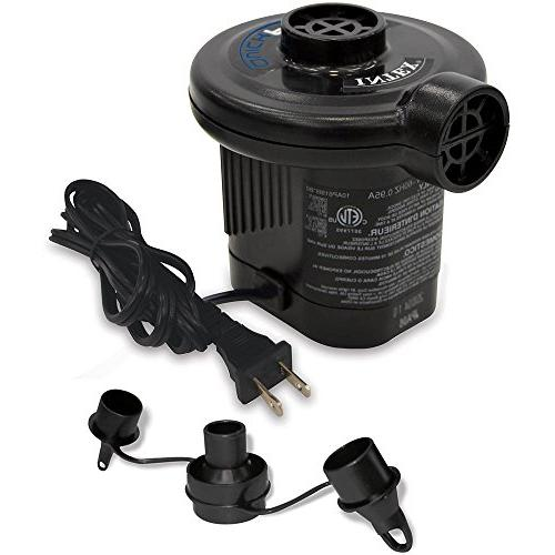 Intex AC Electric Air Pump, 110-120 Volt, Max.