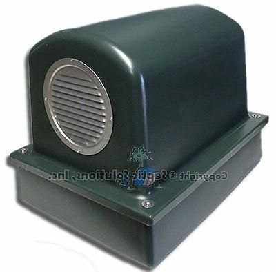 SEPTIC HOUSING COVER AND BASE SHIPPING
