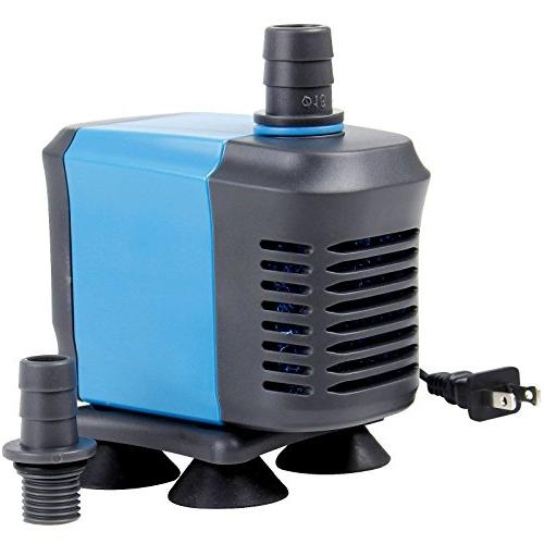 submersible aquarium water pump hydroponic