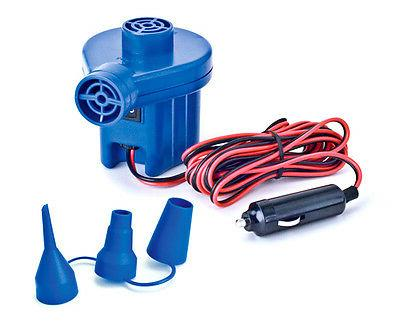 New Swimline 19150 12 Volt Inflator Electric Air Pump Pool I