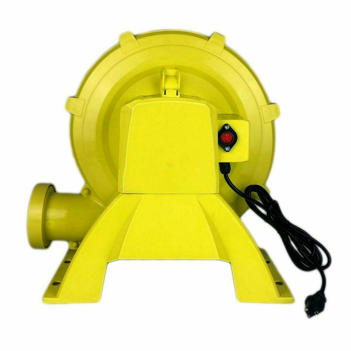 Zoom W2L Inflatable Blower Fan Hp Bounce House Effiecient