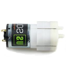 U.S. Solid Micro Air Pump- 12V DC Mini Pump. Easy fix for Ho